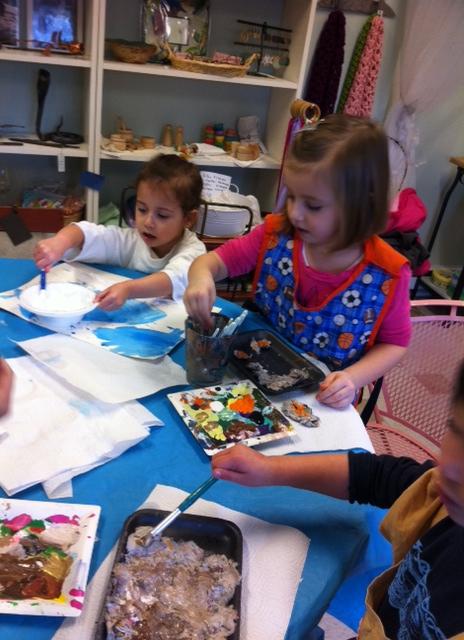 Winter Crafts for Little Kids