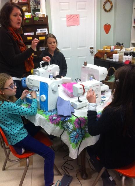 Kids/ Beginners Machine Sewing