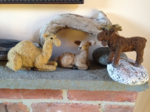 NeedleFelting: DEER/ MOOSE/ CAMEL- Sunday, November 16th from 1-4 PM ($40)