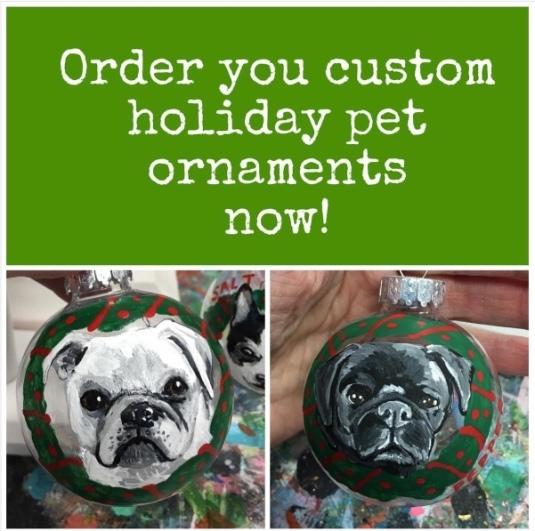custom pet orn.